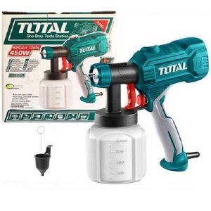 Súng phun sơn dùng điện Total TT3506